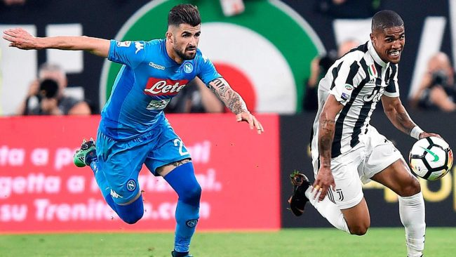 Chelsea saat ini sedang melakukan pengincaran terhadap bek asal Napoli, Elseid Hysaj pada bursa transfer pemain pada musim dingin 2019