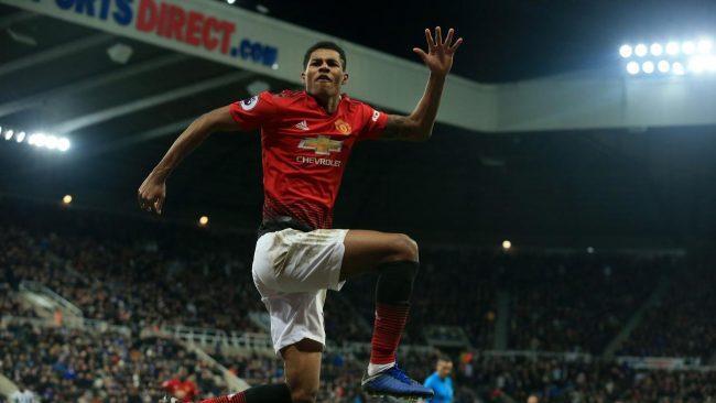 Marcus Rashford dikabarkan akan menjadi sosok striker utama di Manchester United selama Ole Ginnar Solskjaer memegang ahli tim