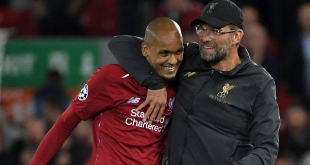 Fabinho Menilai Lawan-Lawan Liverpool Semakin Kuat