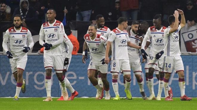 Lyon Hadirkan Kekalahan Perdana Bagi PSG