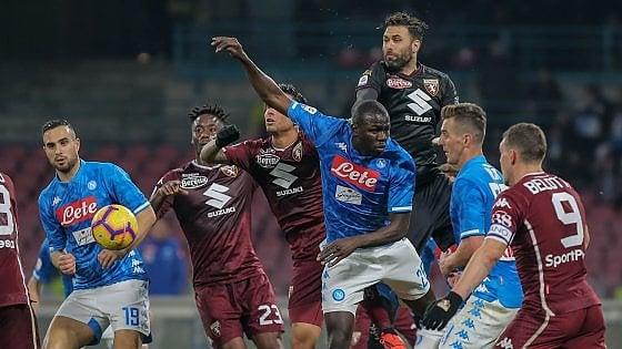 Torino Tahan Napoli di San Paolo