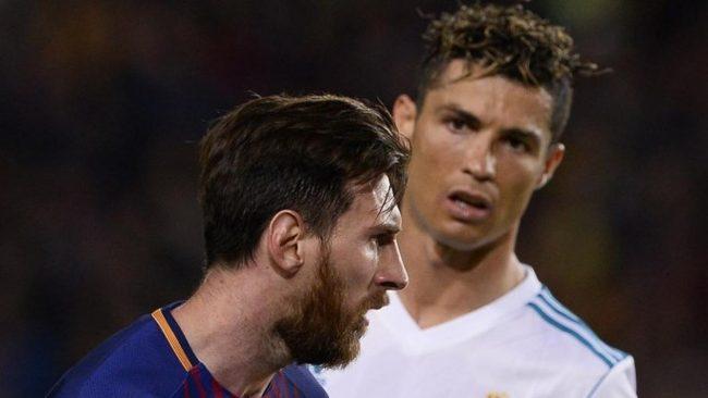 Eks pelatih asal Manchester United, Jose Mourinho angkat bicara mengenai persaingan Lionel Messi dan Cristiano Ronaldo