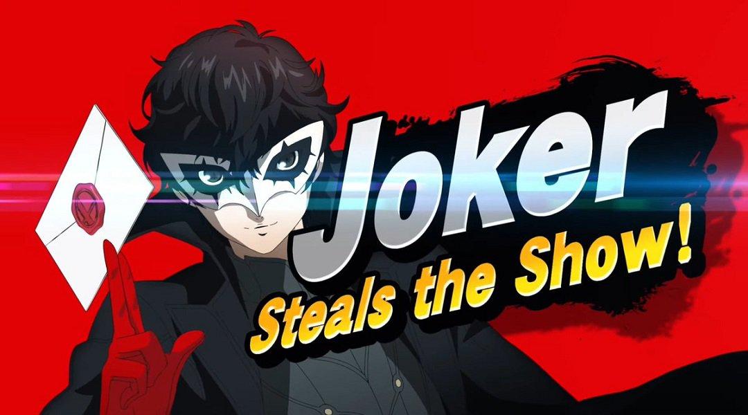 Joker Membuat Nintendo Switch Freezing Di Super Smash Bros. Ultimate