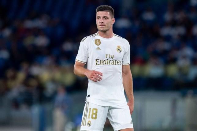 Real Madrid Punya Alasan Tidak Jual Luka Jovic