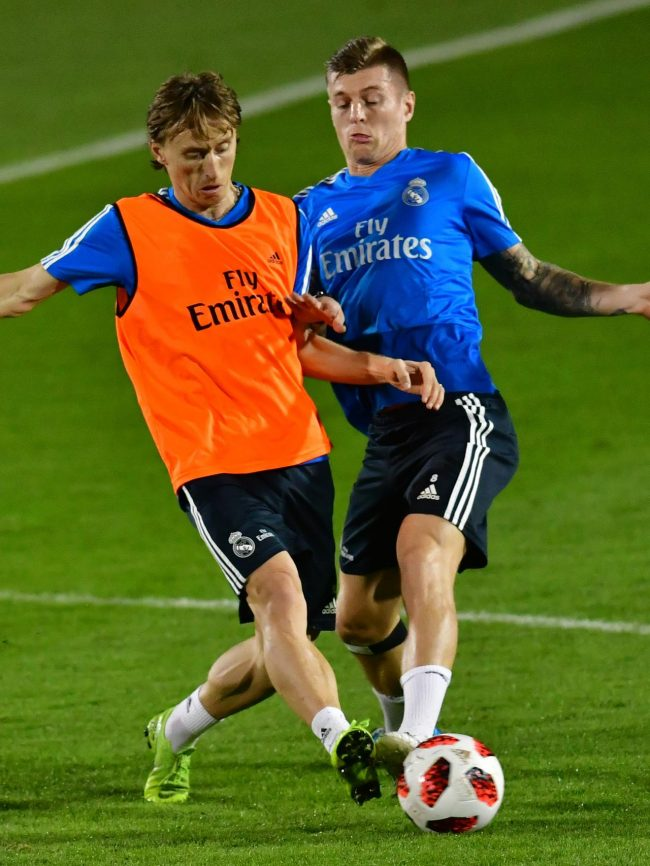 Dikabarkan ada dua punggawa dari Real Madrid yaitu Toni Kroos dan Luka Modric yang akan bergabung dengan Inter Milan pada bursa transfer ini.