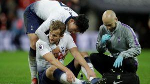 Harry Kane Akan Absen Selama Dua Bulan Karena Cedera Ligamen Yang Dialaminya