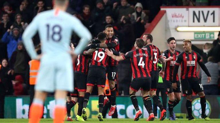 Chelsea Dibantai Tuan Rumah Bournemouth