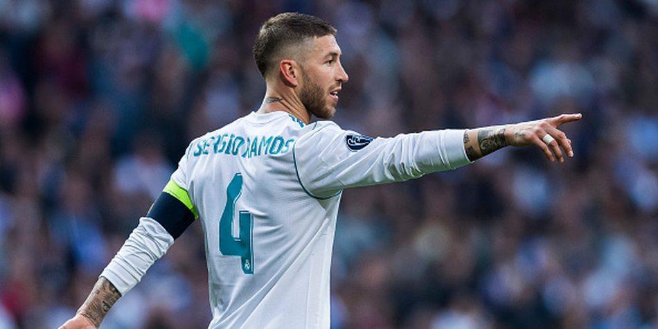 Ramos Catatkan Penampilan Ke-600 Bagi Madrid