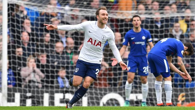 Gelandang asal Tottenham Hotspur, Christian Eriksen dikabarkan akan hengkang dari Hotspur dan berlabuh ke Real Madrid