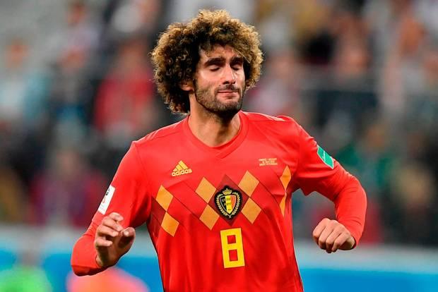 Fellaini Mundur Dari Timnas Belgia