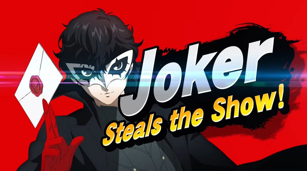 Joker Membuat Nintendo Switch Freezing Di Super Smash Bros. Ultimate