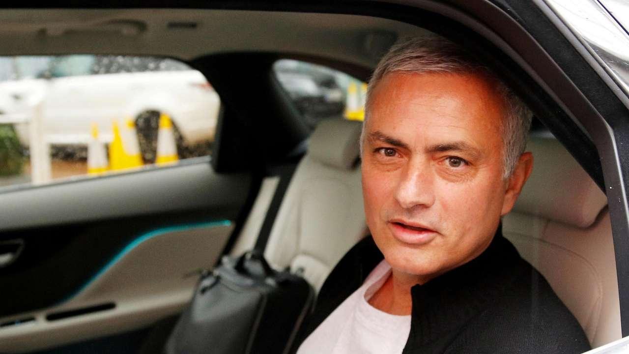 Roma Mencoba Boyong Mourinho
