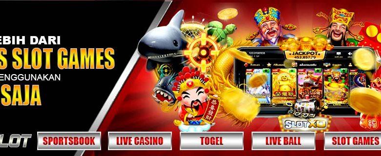 Faslitas Game Slot Online Terbaik Hanya Ada Di Kudaslot